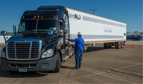 Commercial Driver - Transport - Courses - TrainND Northwest - Williston State College